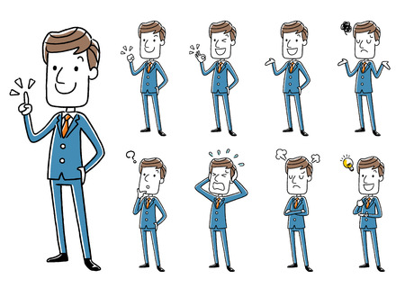 Male avatar in cartoon style.