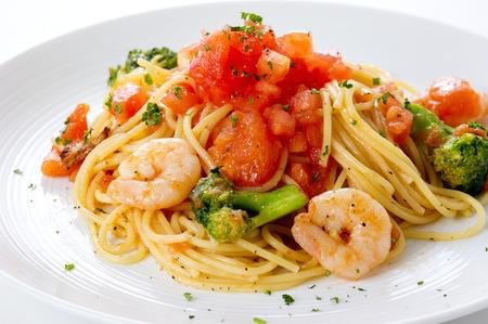 pasta: La pasta de tomate