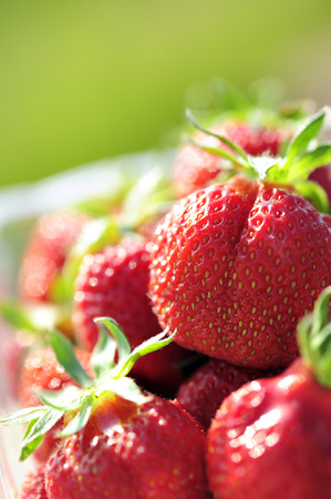 acidity: Strawberry