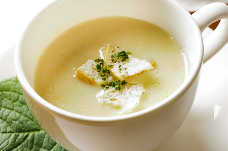 warm things: soup