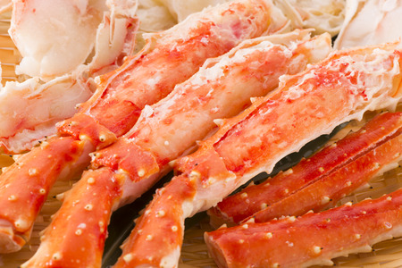 aquatic products: crab