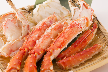 Krabbe Standard-Bild - 31815414