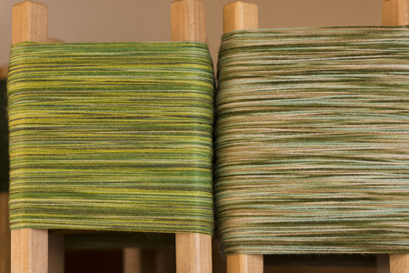 dressmaking: dressmaking Weaving loom