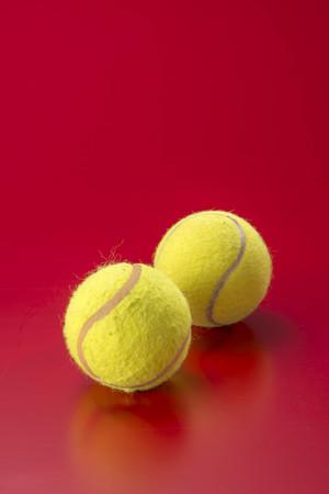elasticity: Tenis  Foto de archivo