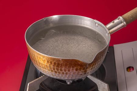 hot water: Hot water Stock Photo