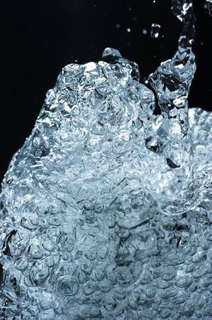 acqua bicchiere: Bicchiere d'acqua