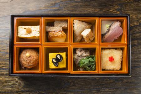 however: Kaiseki cuisine