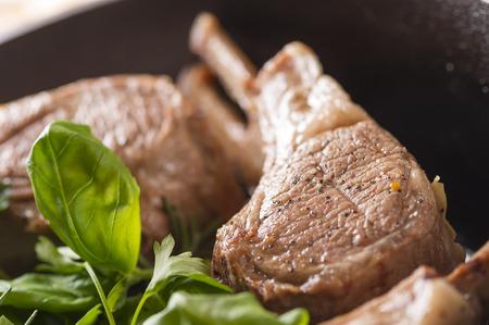 lamb meat: Lamb meat Stock Photo