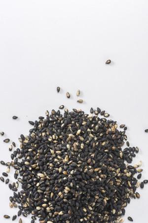heaping: Sesame