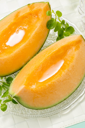 Melon Stock Photo - 43320508