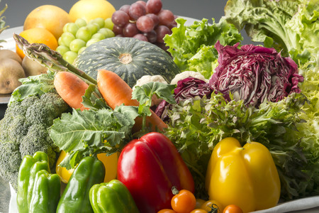 fiber food: vegetable