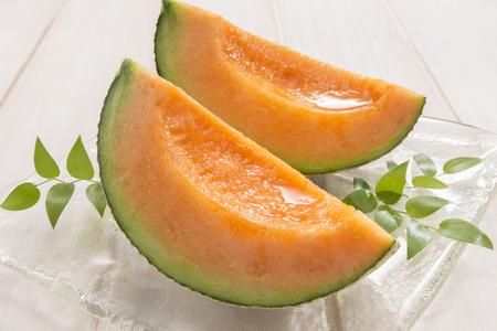 production area: melon