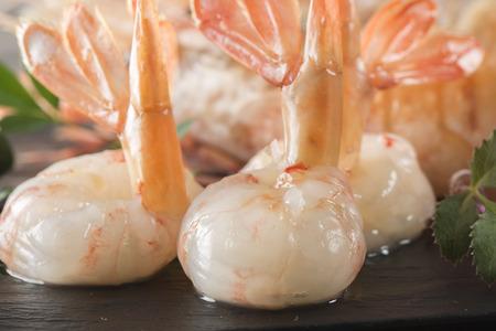 botan: shrimp Stock Photo