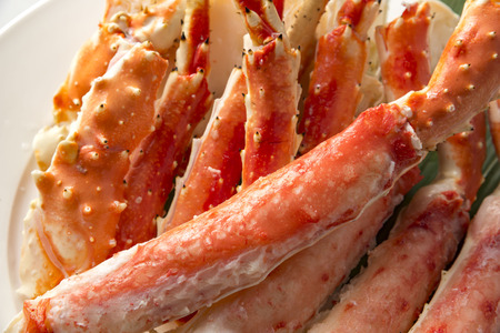 fishery products: Crab