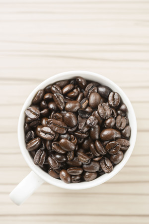stimulus: Coffee beans