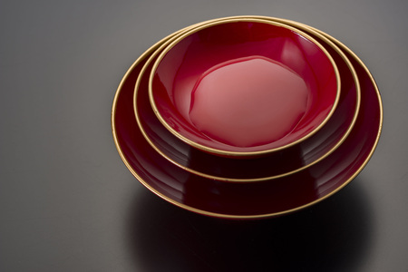lacquerware: alcohol Stock Photo