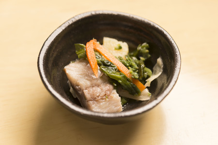 Simmered dishes