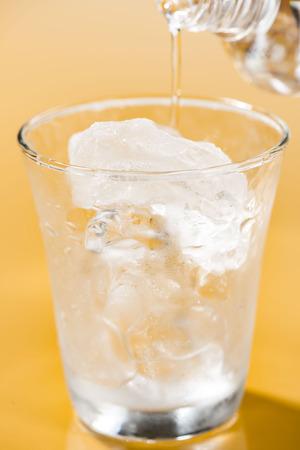 Safe drinking water Stock fotó