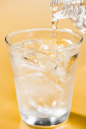 Safe drinking water Stockfoto