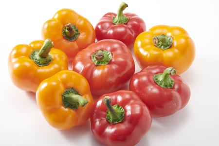 Fresh and beautiful paprika