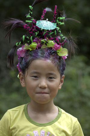 Maya Hair