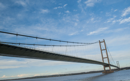 yorkshire and humber: Humber Bridge