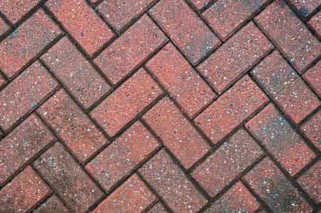 Block Paving Background