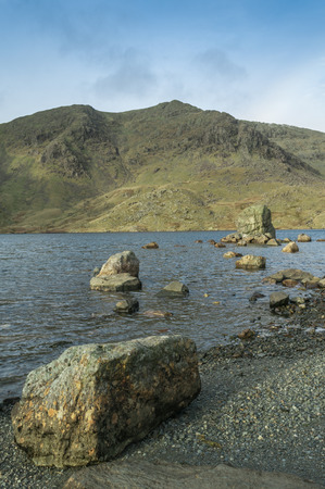lake district: Lake District, Mountain Tarn
