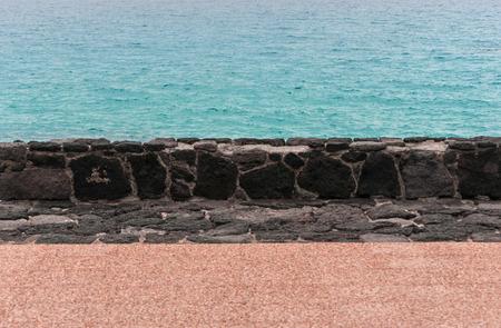 taking the plunge: Sea Wall,Aqua Ocean,Coastal Defence