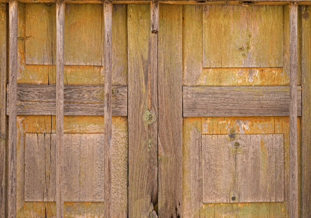 panelled: Old Panelled Wooden Door,background