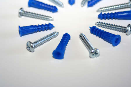 sinkers: Nails and sinkers Stock Photo