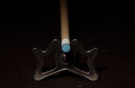 snooker cues: Billiards,Cue  Stock Photo