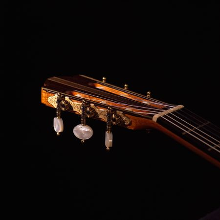 클래식 기타, 어쿠스틱 기타 스톡 콘텐츠 - 2345719