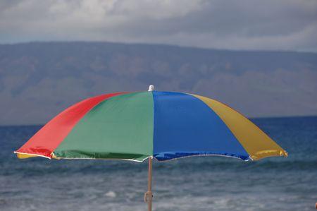ライフスタイル マウイ, ビーチで傘