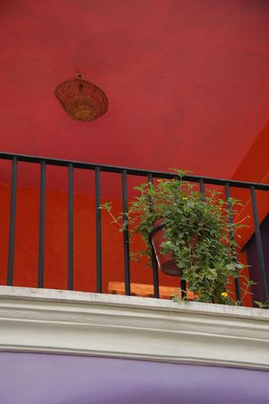 baranda para balcon: Estilo de vida Familia Mexico, Mexician arquitectura