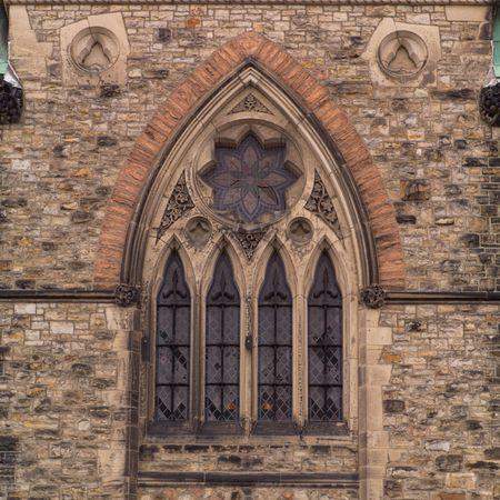 Ottawa Ontario Canada,Windows on parliament Reklamní fotografie