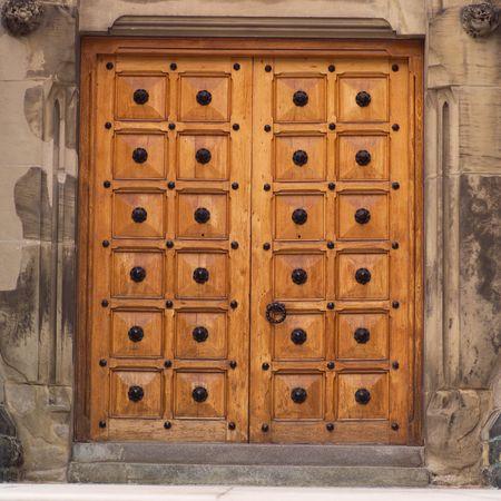 Ottawa Ontario Canada,Parliament doors Фото со стока