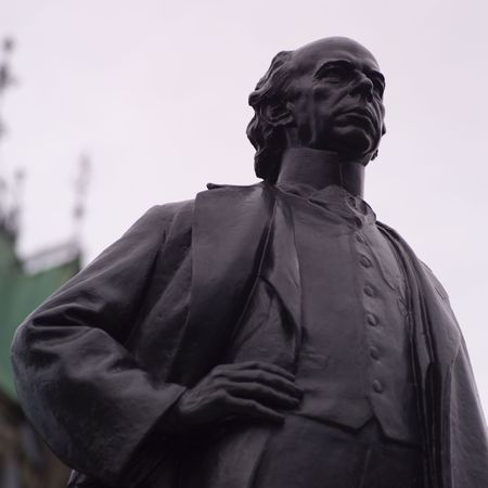 tribute: Ottawa Ontario Canada,Statue of Sir Wilfrid Laurier