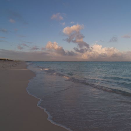 cay: Parrot Cay,Parrot Cay beach