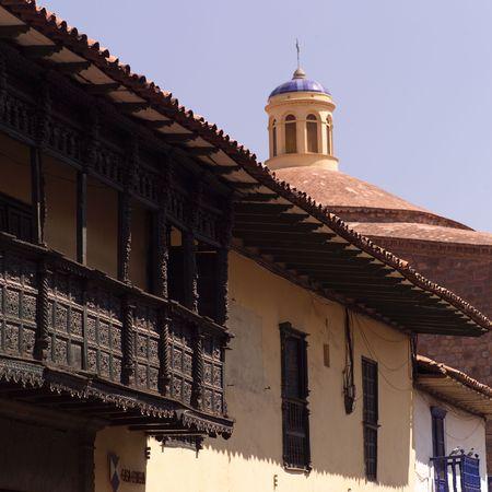Cusco Peru, Buildings in cusco