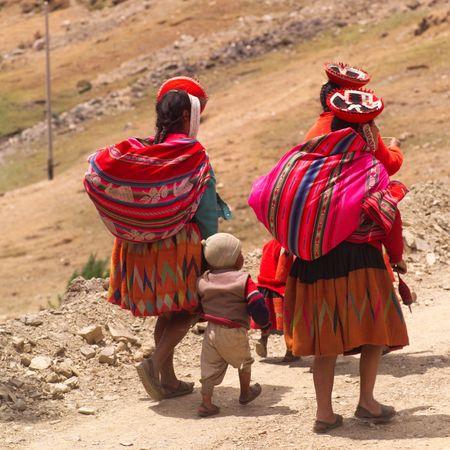 Child Fund - Peru, Indigenous Peruvian Imagens - 2349823