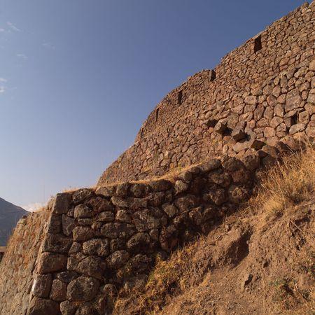 Ruins of Pisaq - Temple of the Sun in Peru, Temple of the Sun in Peru