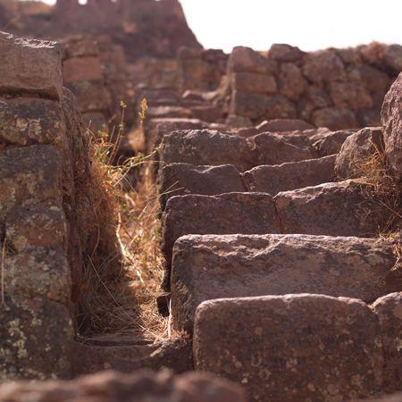 pisaq: Ruins of Pisaq - Temple of the Sun in Peru, Ruins of Pisaq