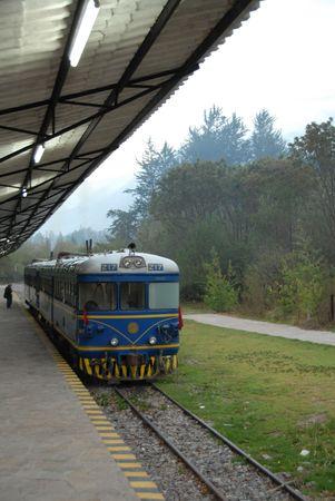 Peru, Train in Peru