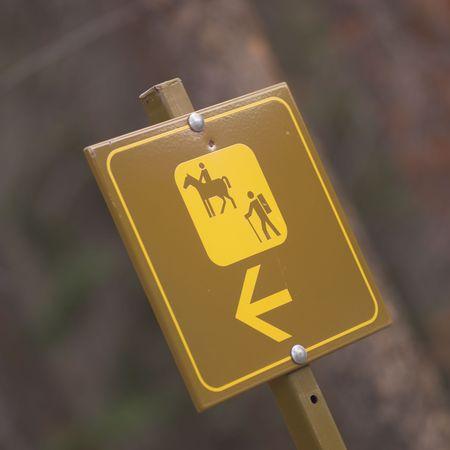 Park Trail 로그인 재스퍼 앨버타 스톡 콘텐츠