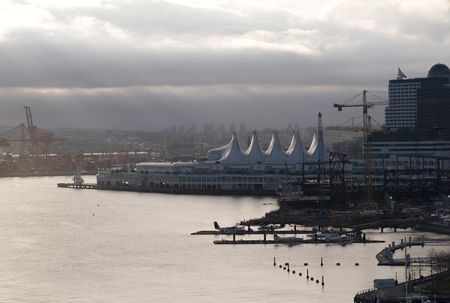 muggy: Vancouver British Columbia, Vancouver Harbour