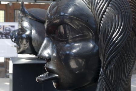 Vancouver British Columbia, Indigenous artwork