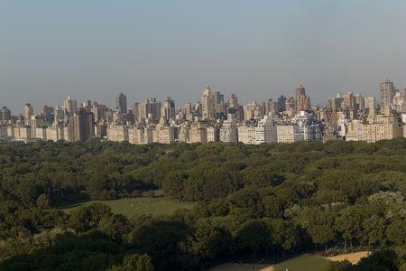 highrises: New York City, New York Skyline