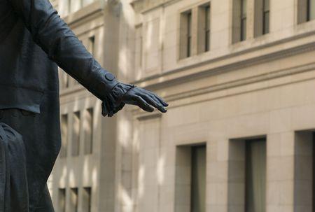 george washington statue: New York City, George Washington Statue in New York City