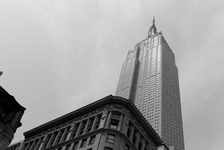 New York City, Empire State Building in New York City